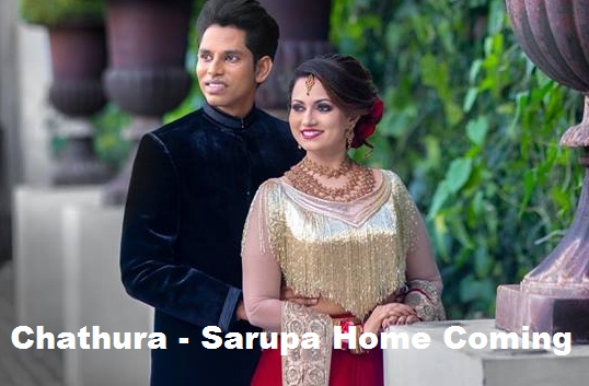 Chathura – Sarupa Home Coming